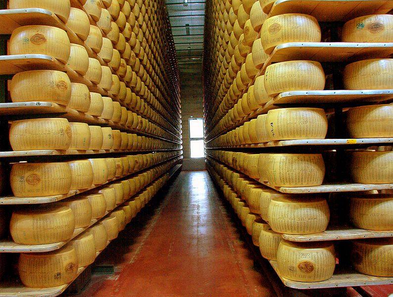 Maduracion del queso